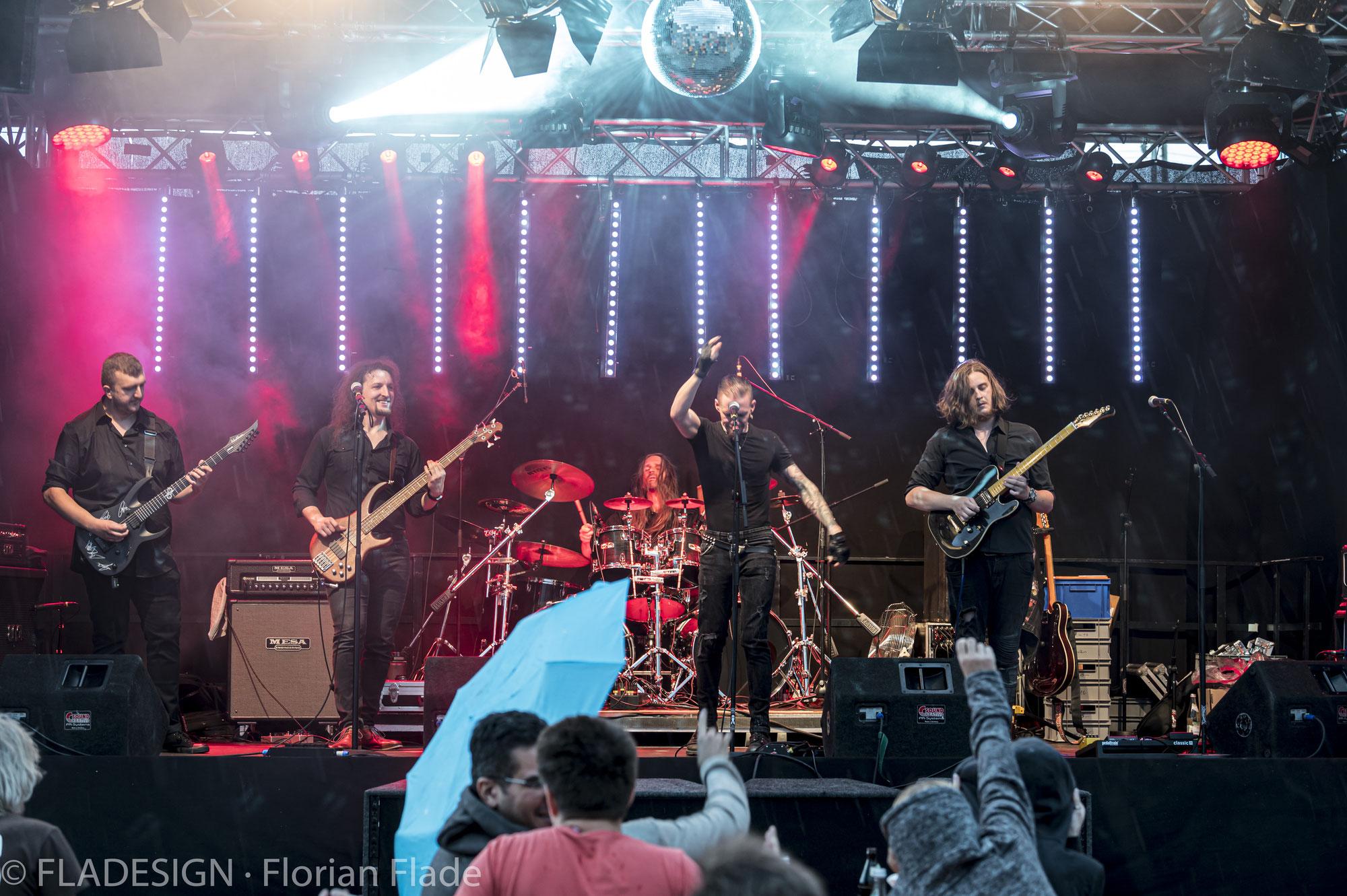 Konzertbericht von Don't Drop The Sword || 07.08.2021 || Rocket Club Landshut