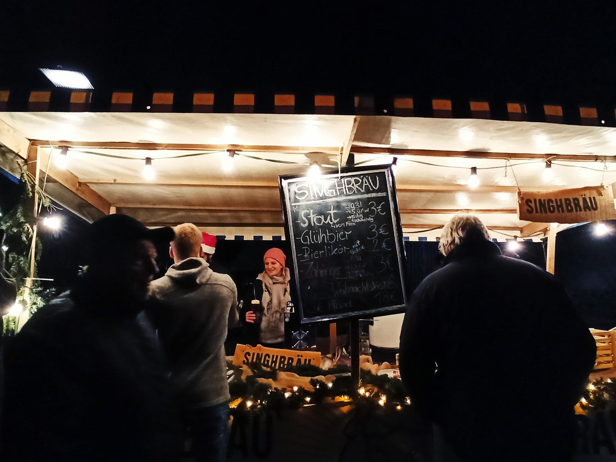 Adventsmarkt