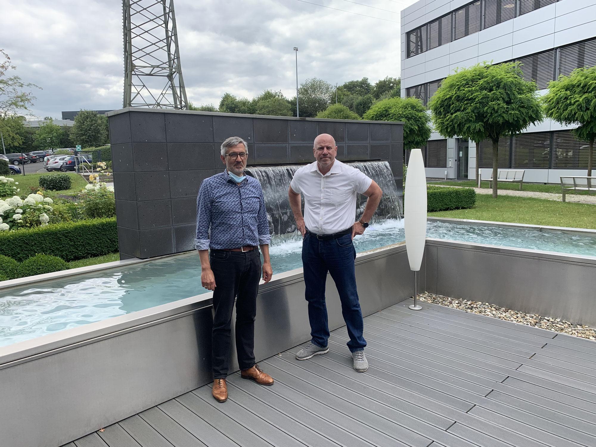 Besuch der PVA-TePla in Wettenberg