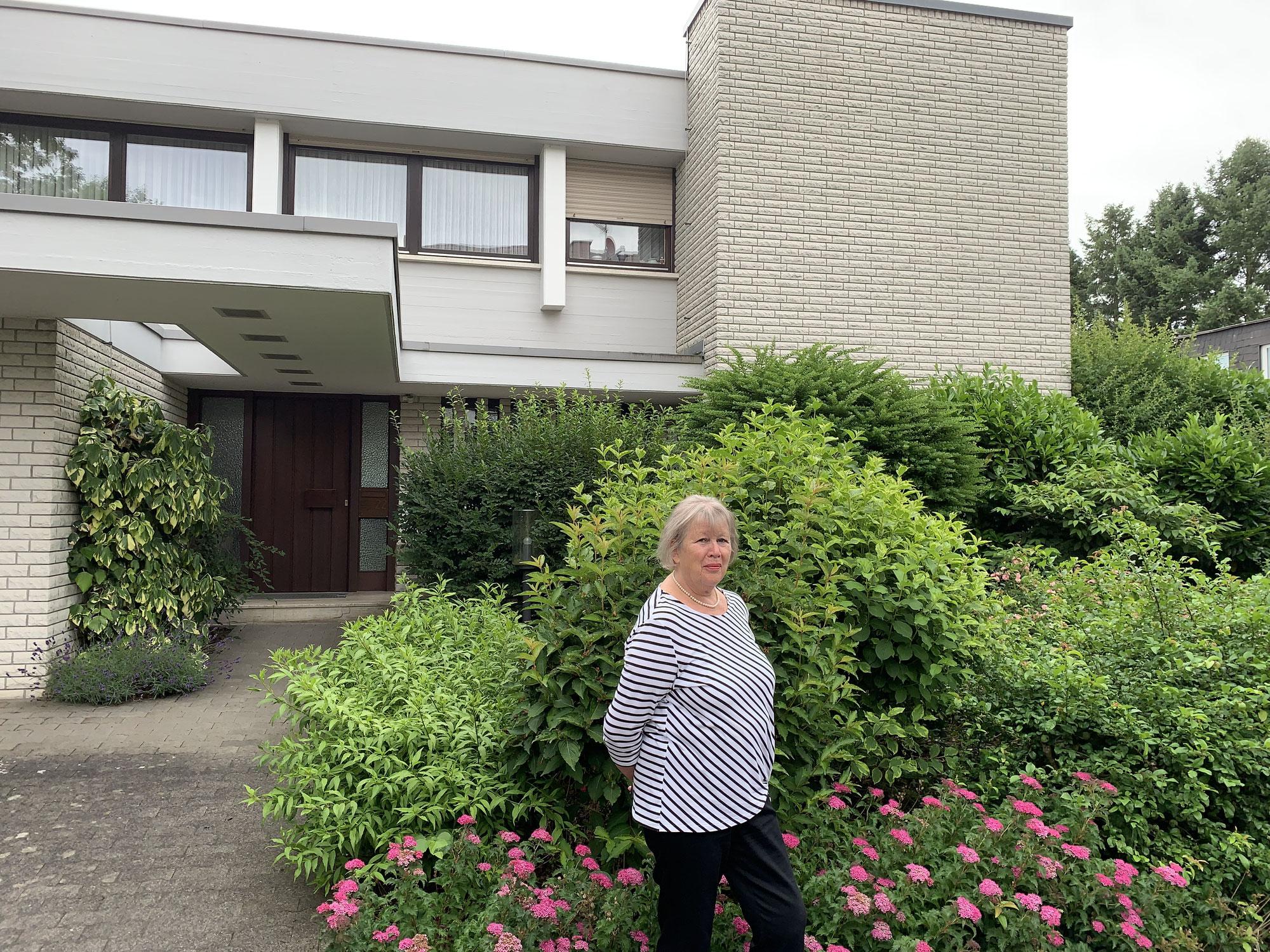 Ortsbegehungen und Bürgergespräche mit dem Bürgermeisterkandidaten Andreas Heuser