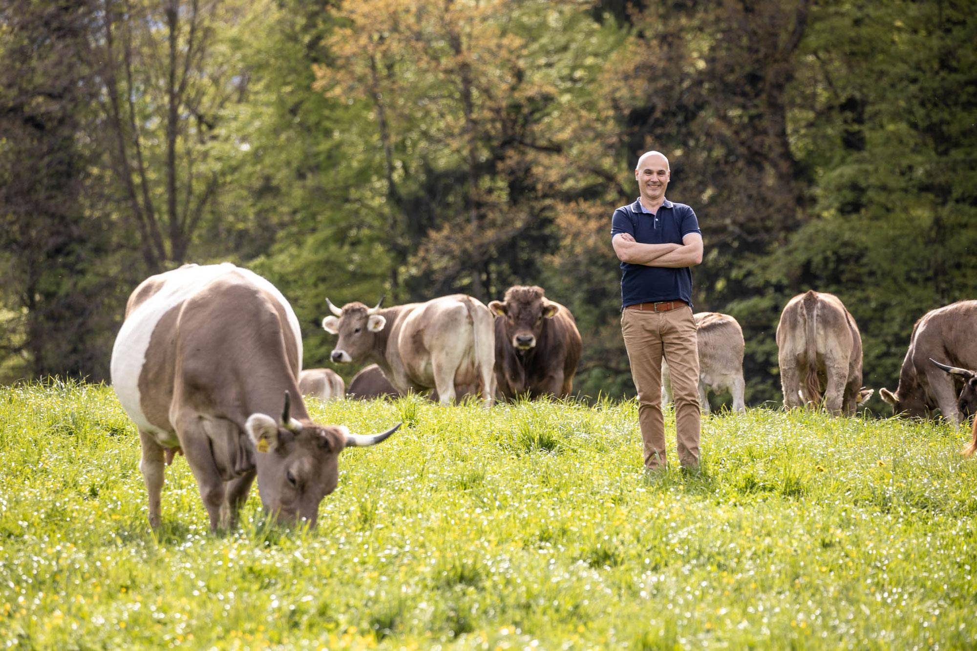 Migros Aus der Region: Uelihof Bio-Metzgerei