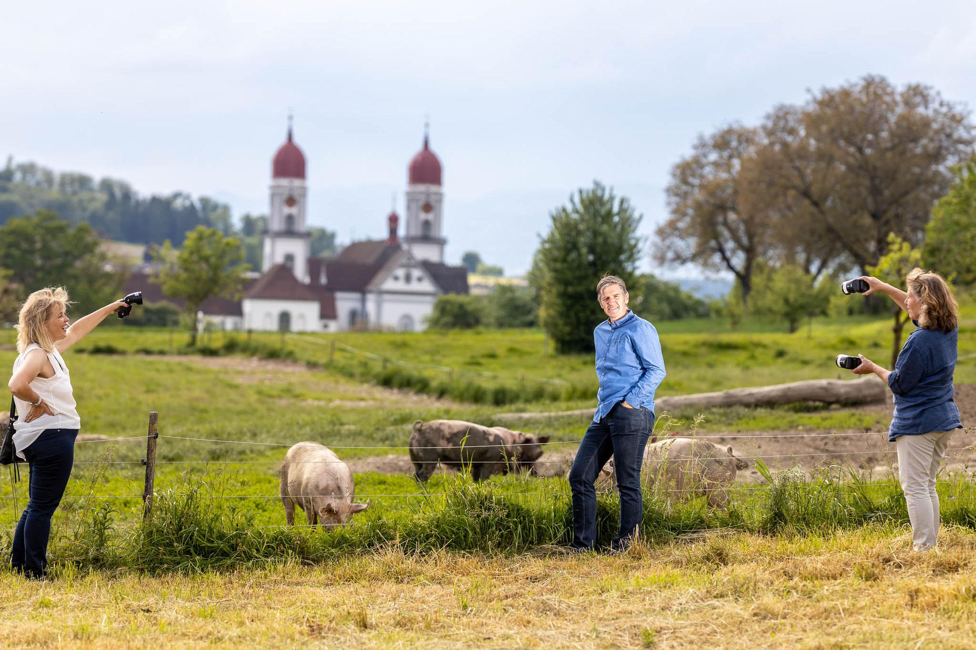 Migros Aus der Region: Kloster-Metzgerei Haas