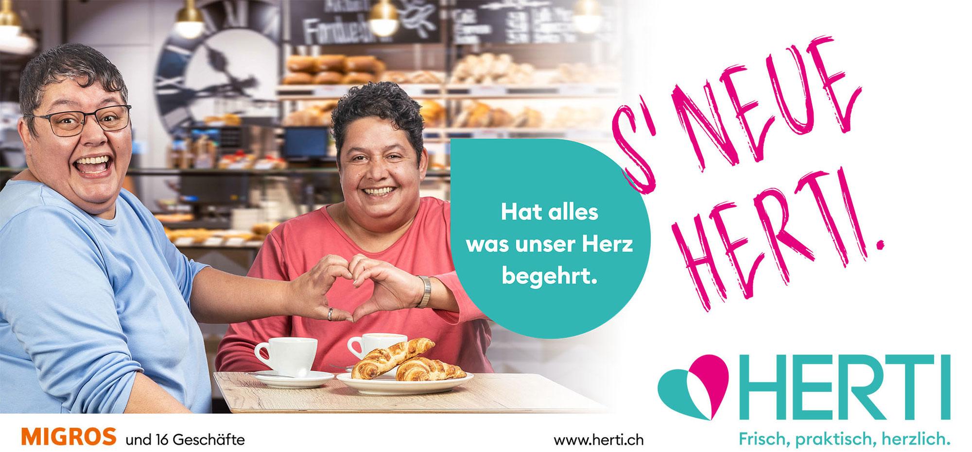 FollowUp-Kampagne Herti-Zentrum