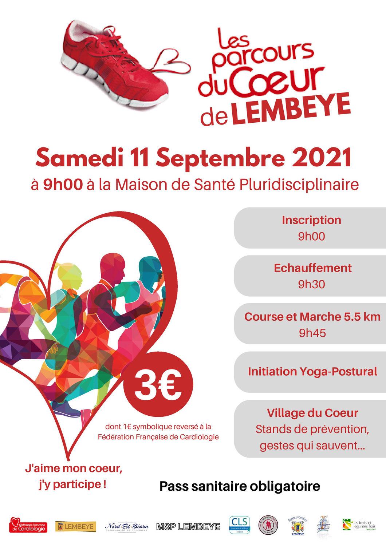 CLS Est-Béarn - Parcours du coeur