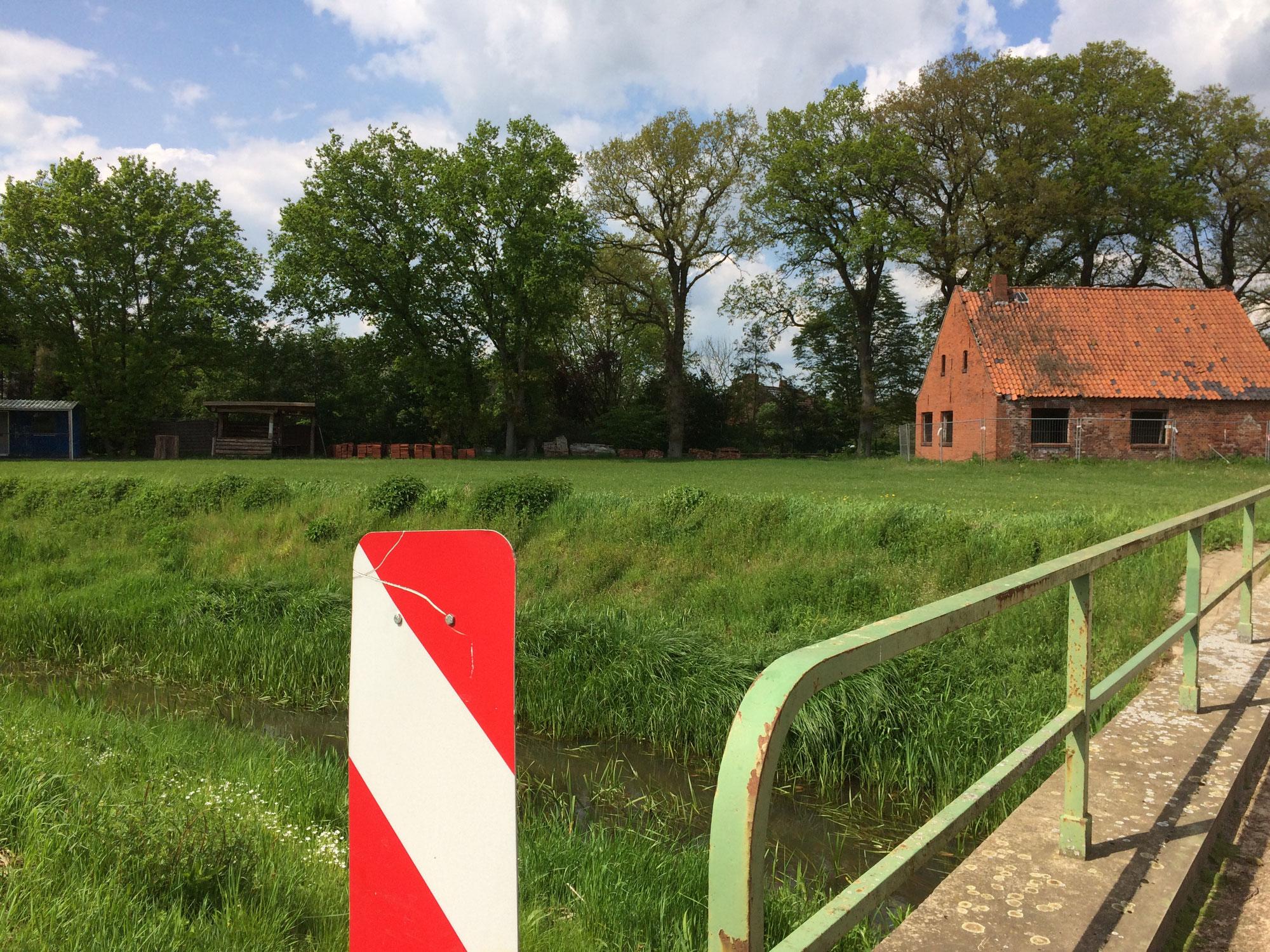 Kein Schleusenteufel-Vereinsheim in Gahlstorf