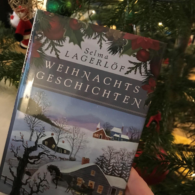 """""""Weihnachtsgeschichten"""" von Selma Lagerlöf"""