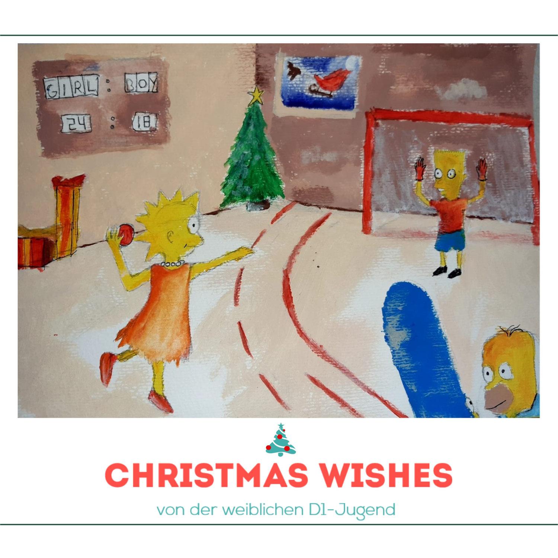 Weihnachtsgrüße wD1