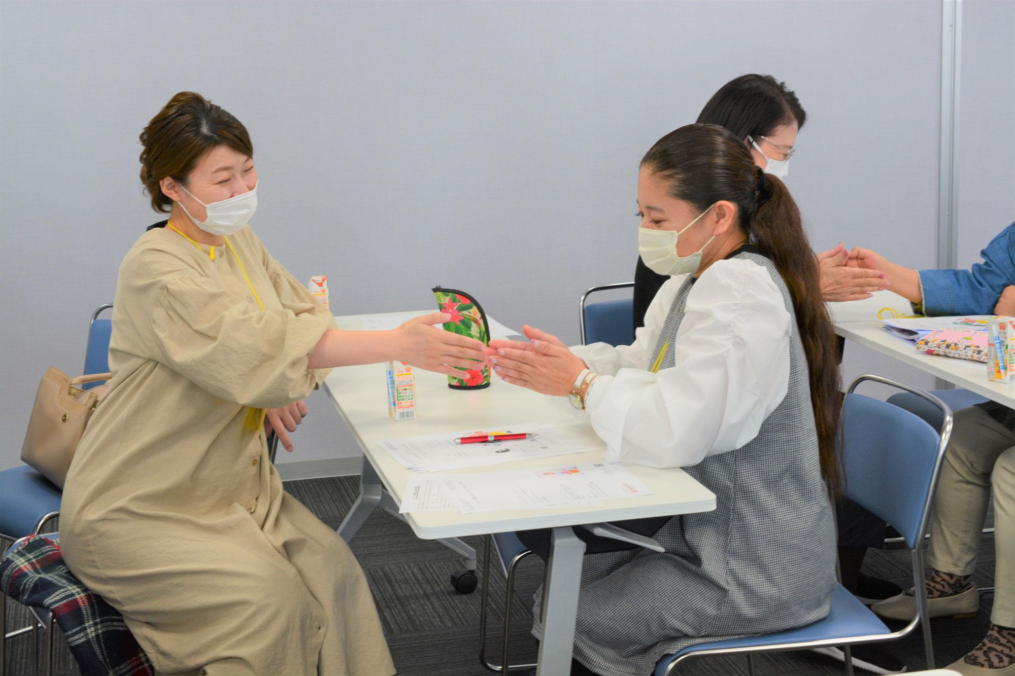石巻市女性人材育成セミナー~水曜日コース第2回目を開催しました♡