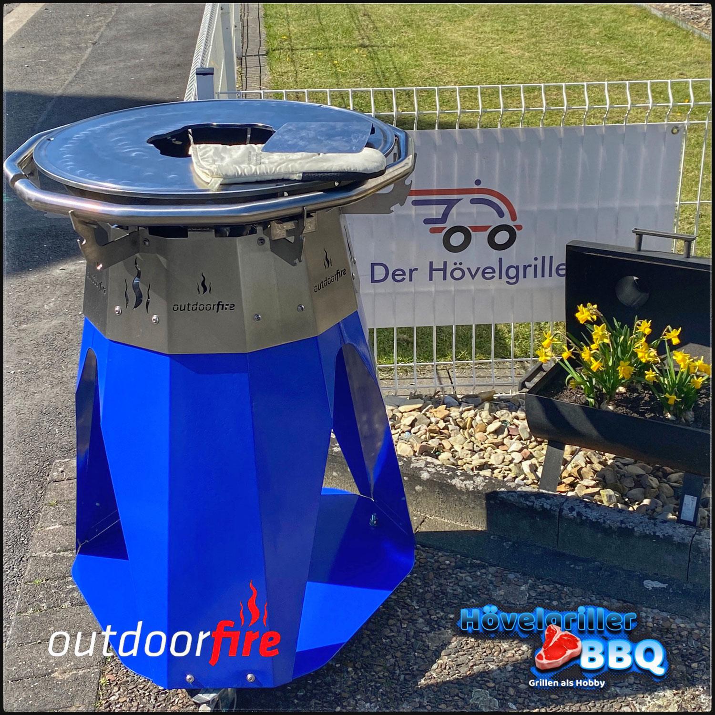 Outdoor-Fire BBQ 600 Grillplatte