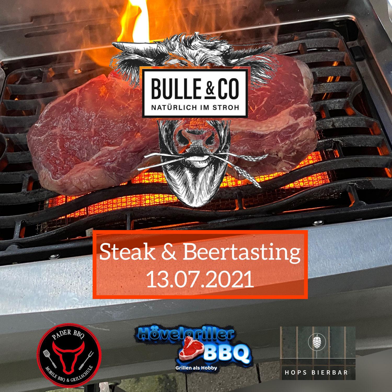 Steak & Beer Tasting Bulle & Co