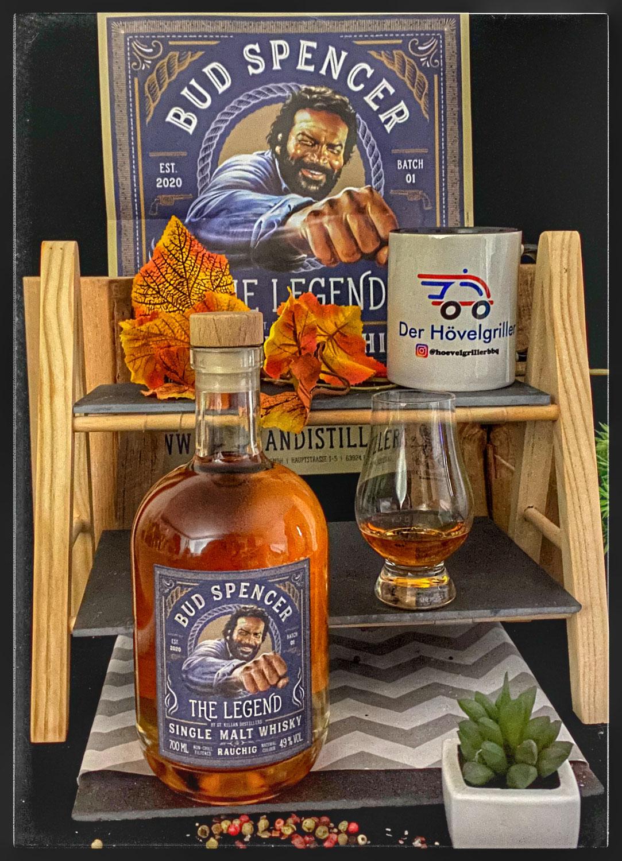Bud Spencer Single Malt Whisky Rauchig
