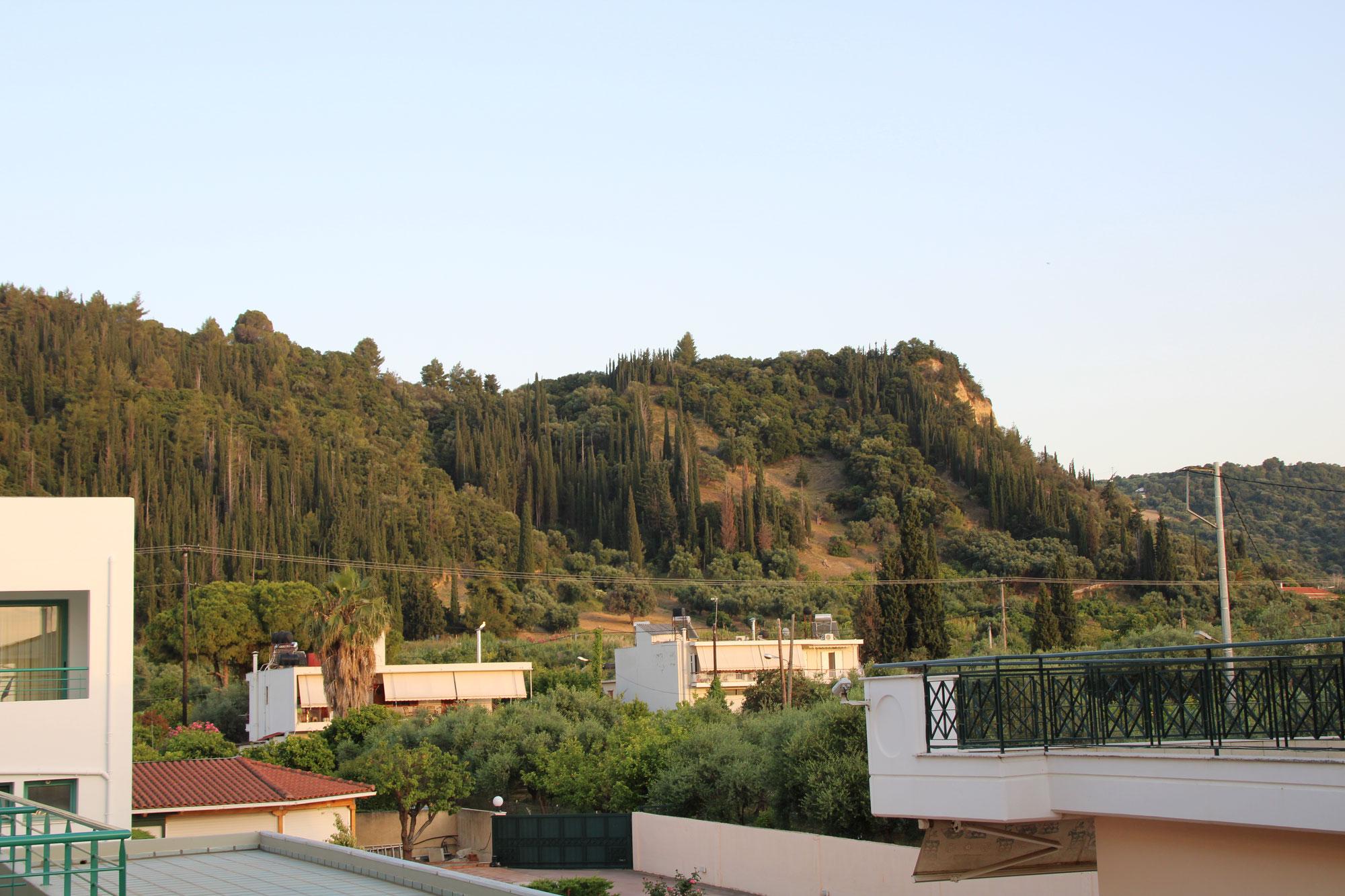 Peloponnes Tour - Ankunft in Griechenland