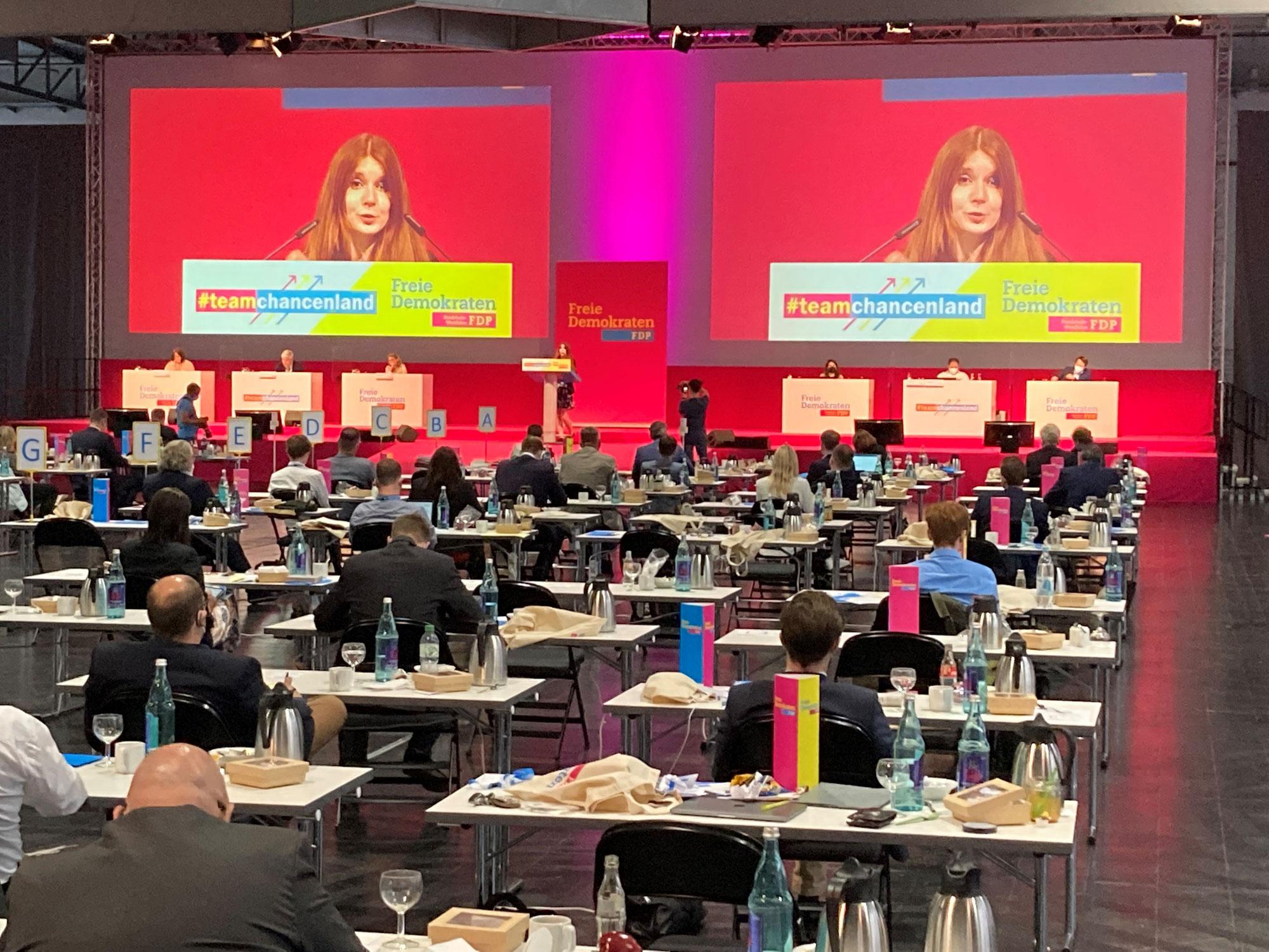 Dortmunder Liberale mit Rückenwind für den Landtag