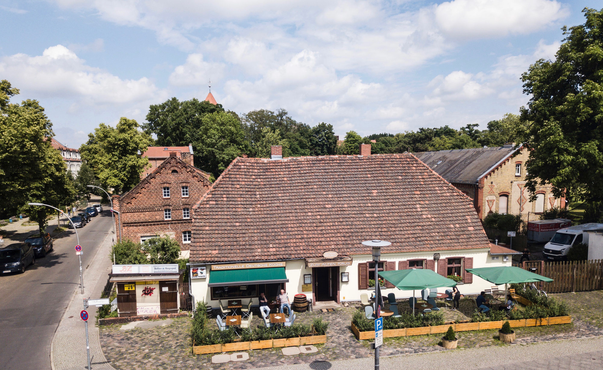 Restaurant Zum Alten Krug Restaurant Zum Alten Krug