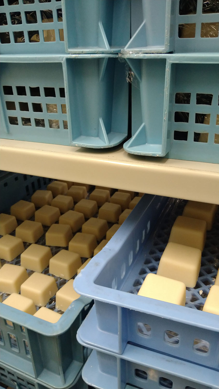 手作りの石鹸