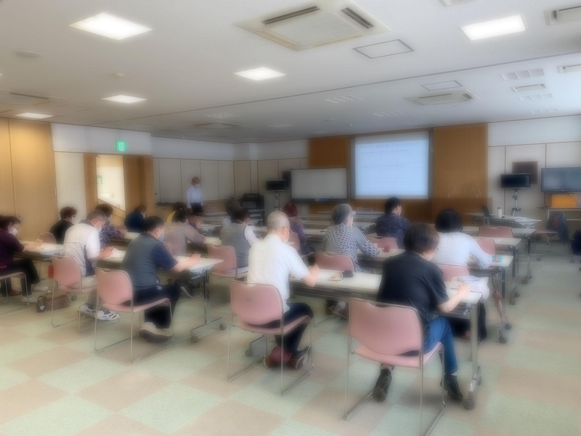 【出張講座】一関市内2会場で整理収納講座でした!
