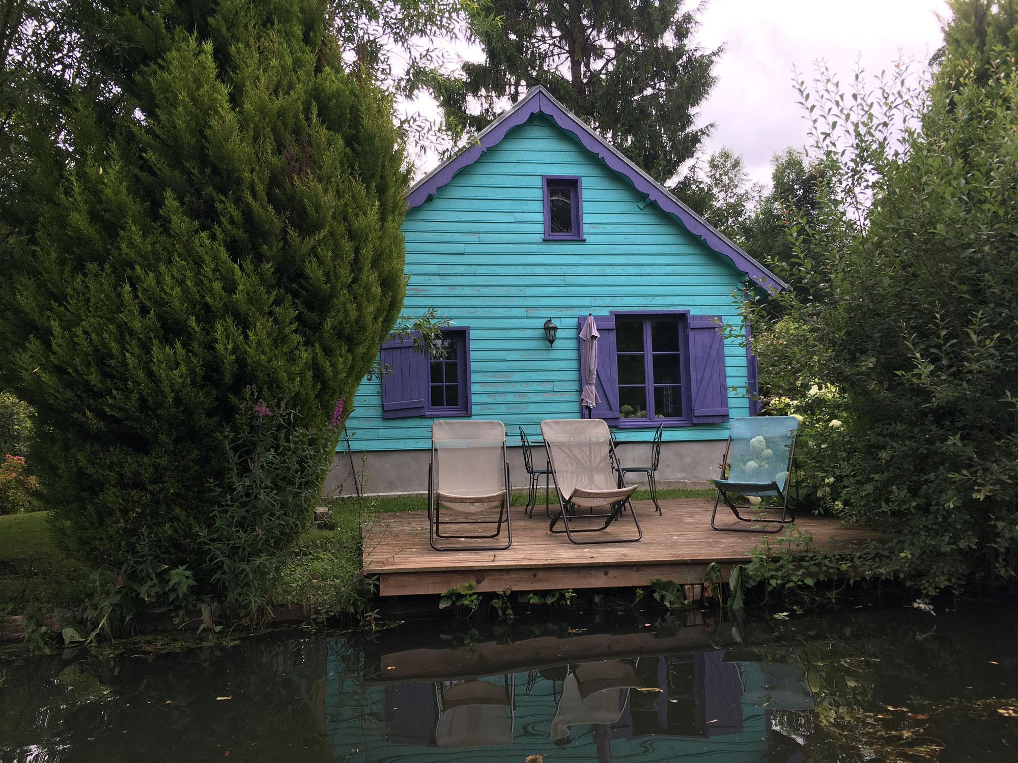 Un week-end à deux dans les hortillonnages d'Amiens