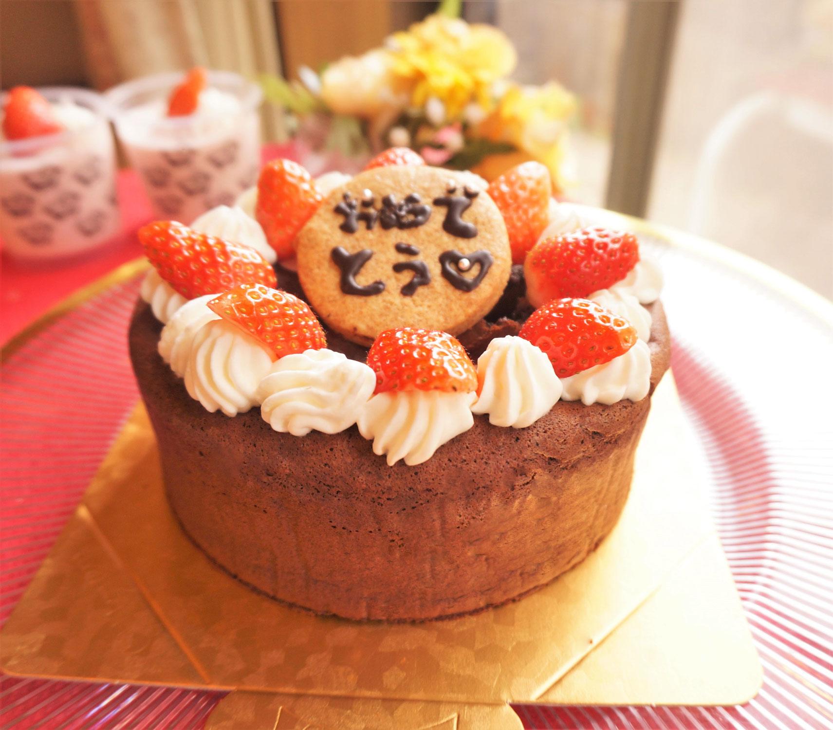 奈良県安堵町より車で5分!子どもが受講できる低糖質お菓子教室