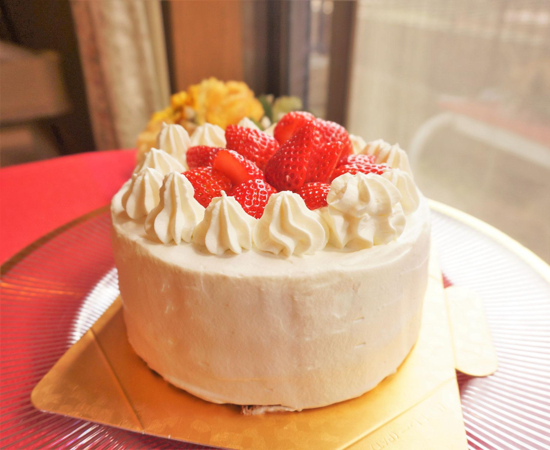 カフェで提供するケーキを自分で作りたい方が来られました。低糖質スイーツ作り