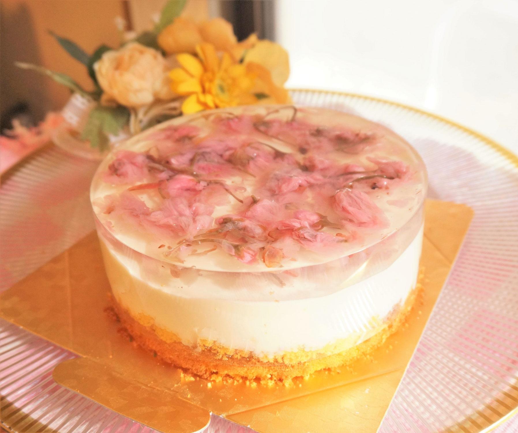 入園・入学・就職のお祝いケーキを手作りしてみませんか?低糖質スイーツ作り