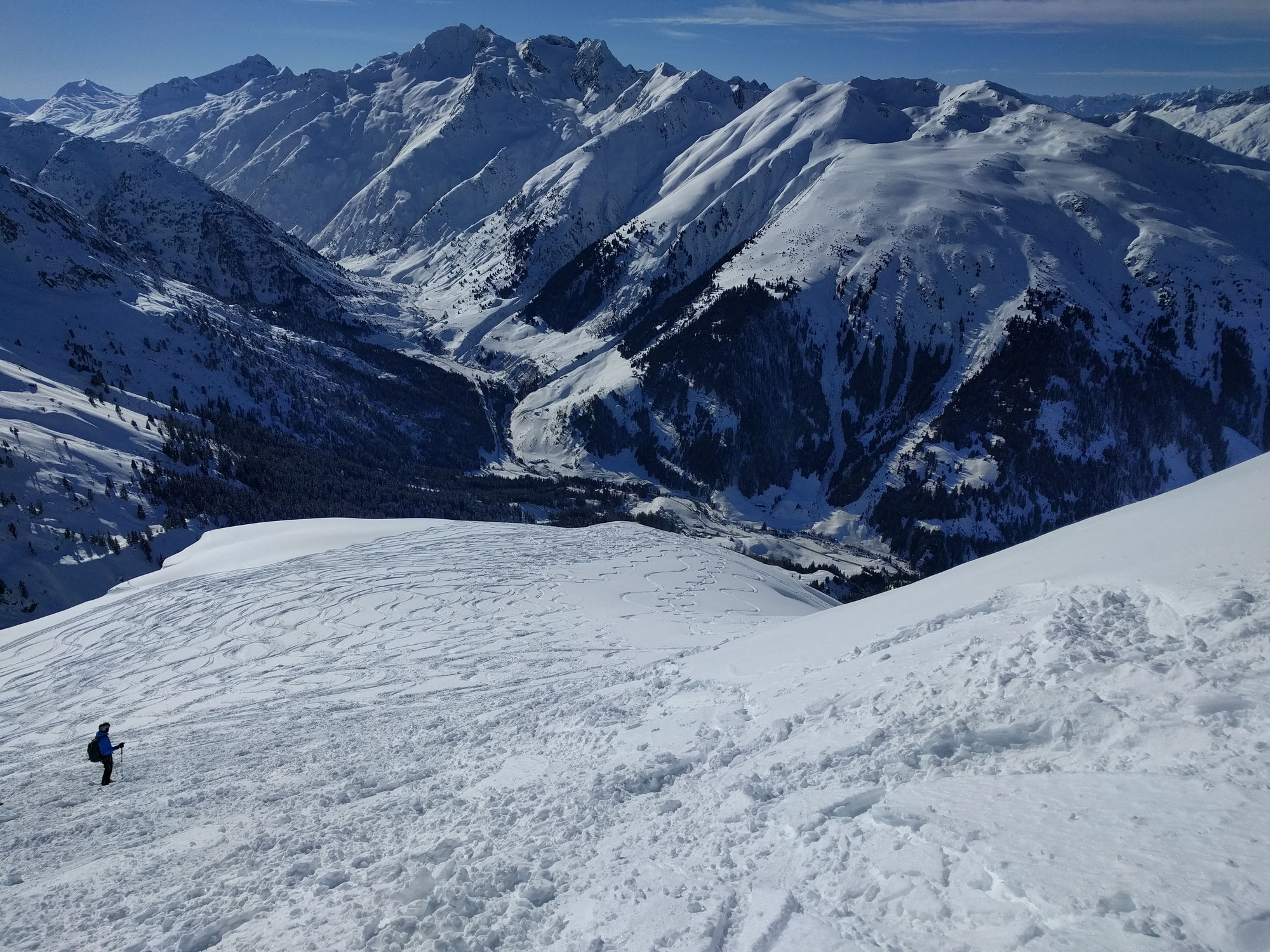 Skitouren im Val Medel (11.-17. Februar 2021)