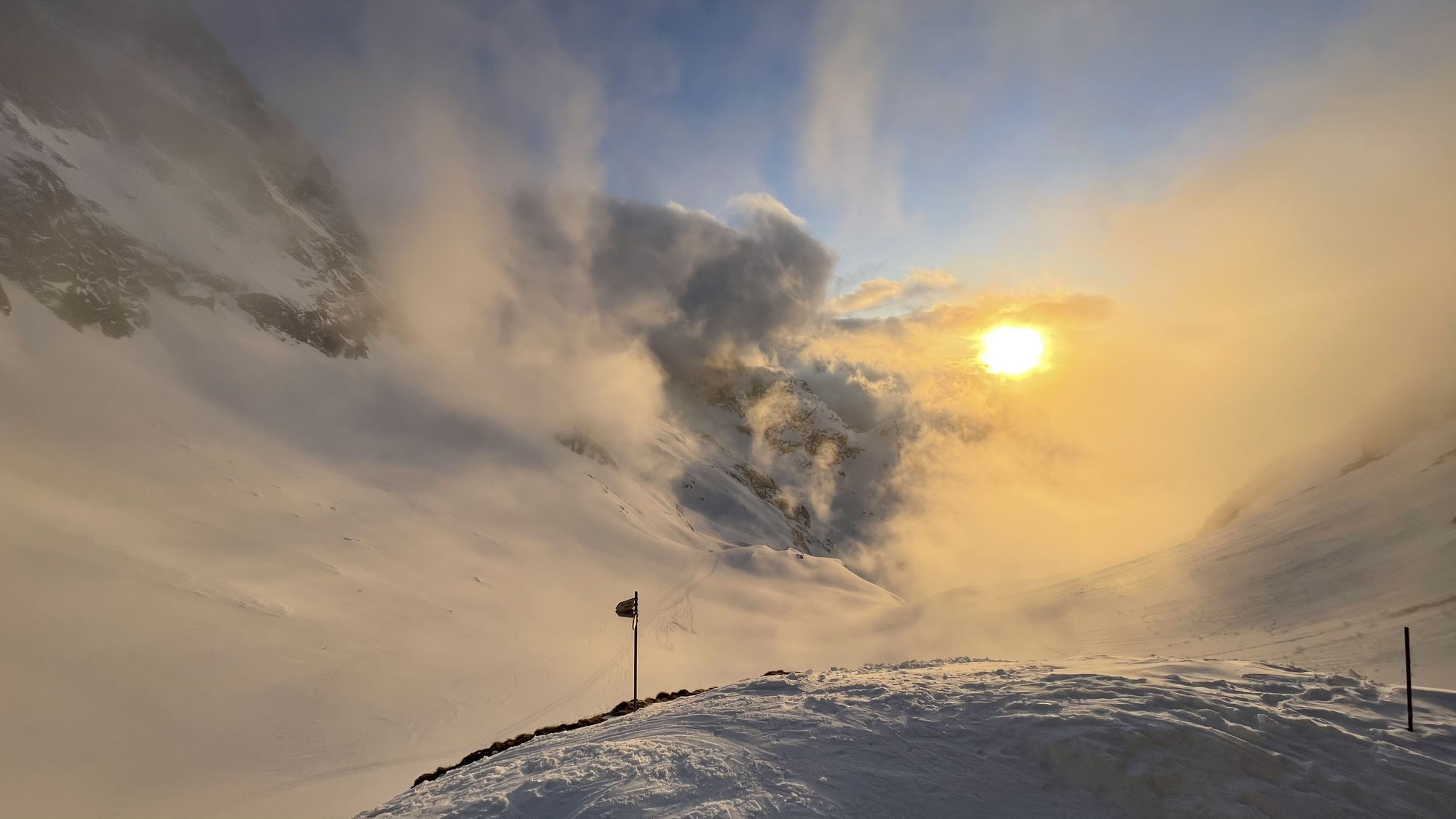 Skihochtour Medel (26.-28. März 2021)