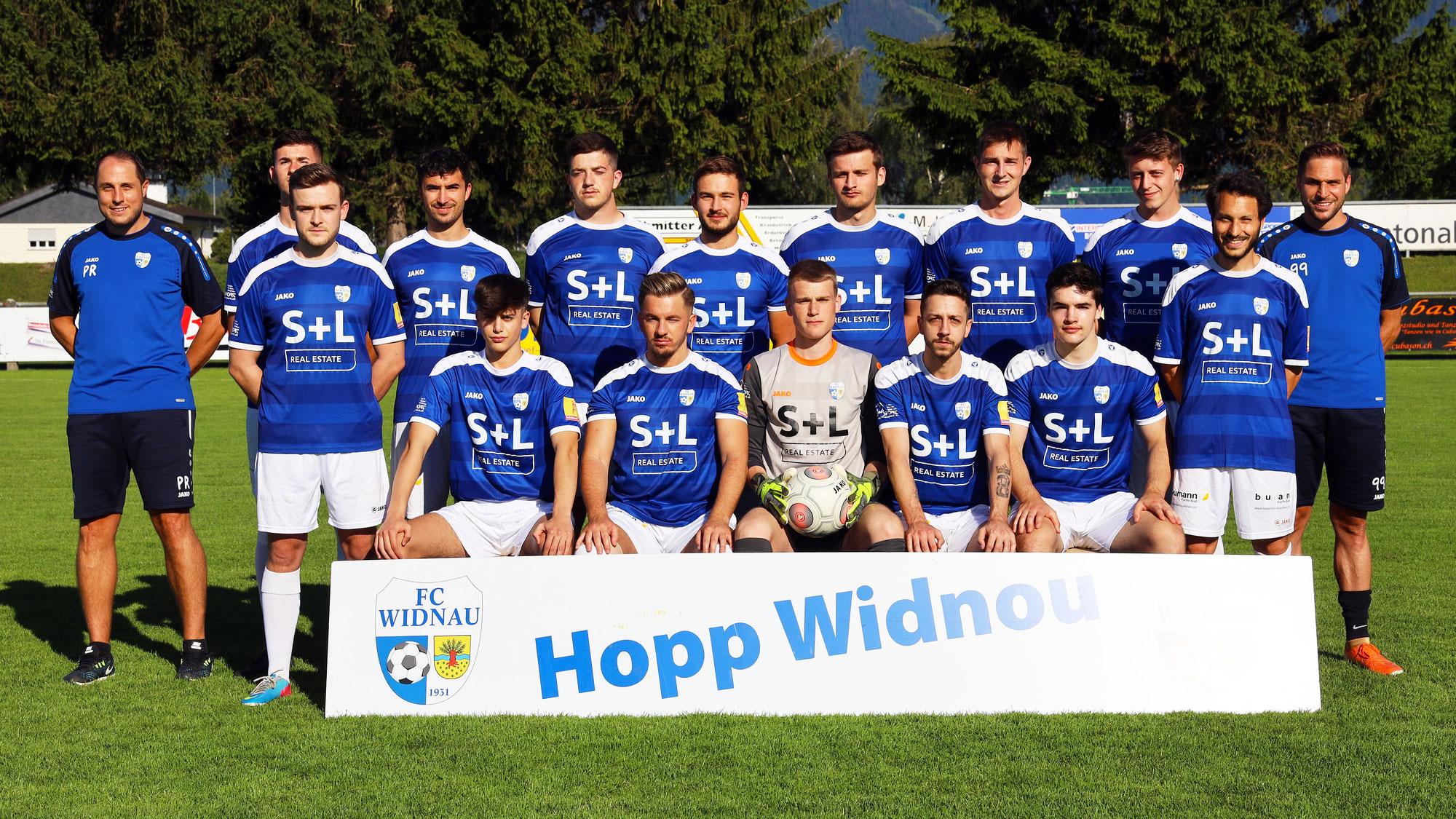 Fussball-Jahresrückblick Team 2