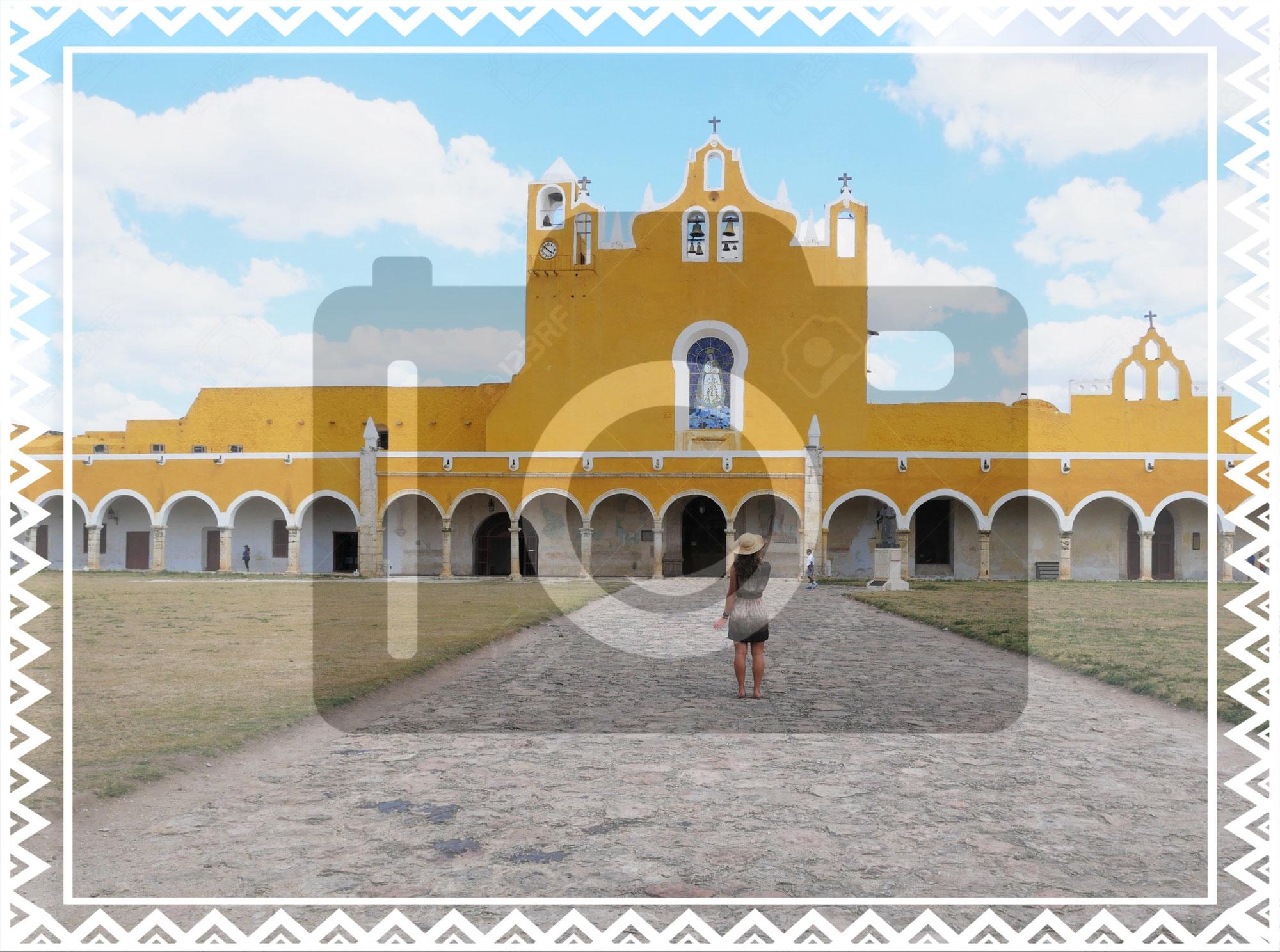 Yucatán, les cités colorées en images