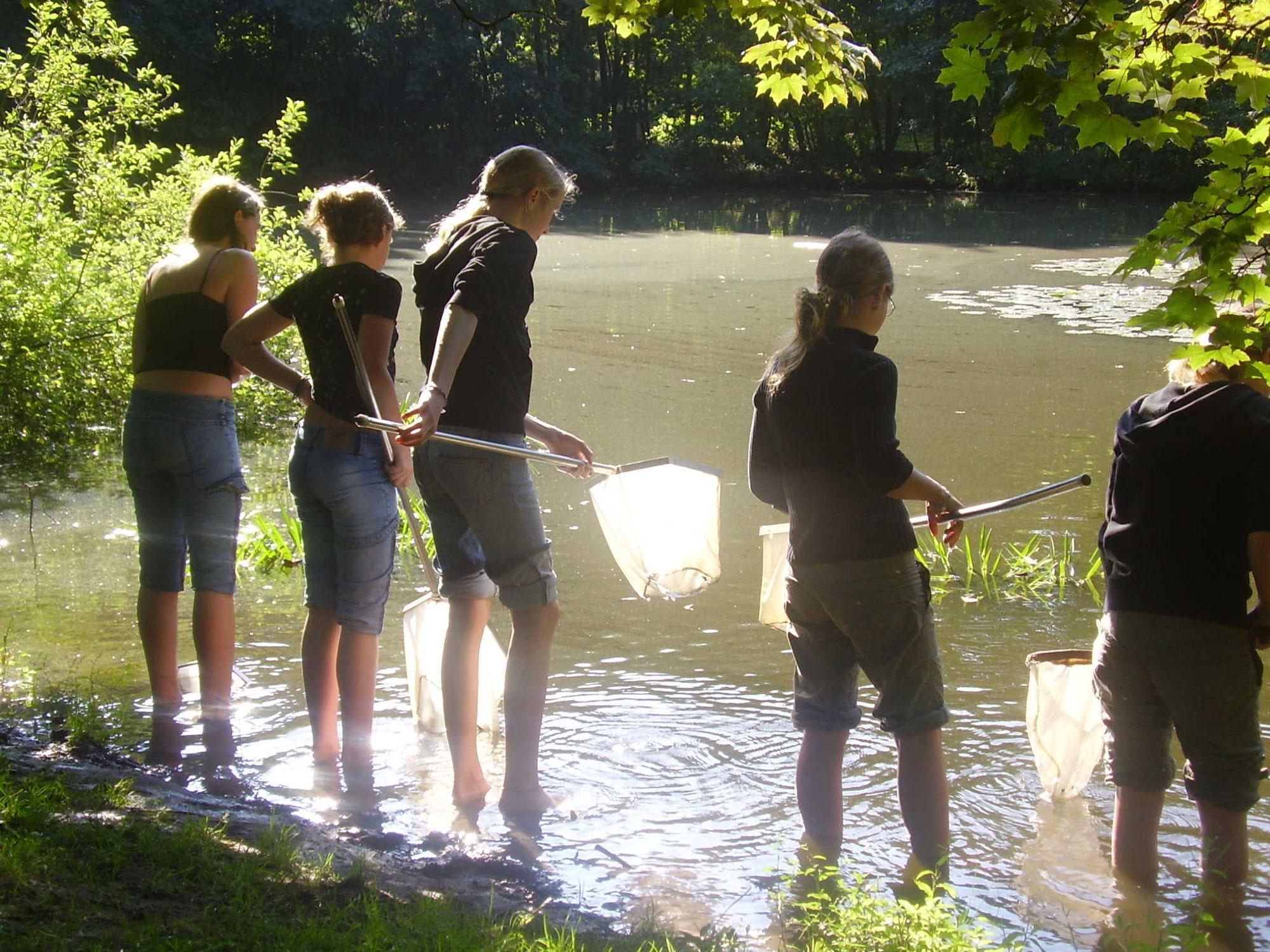 Führungen und Kinderprogramme im Haus der Natur