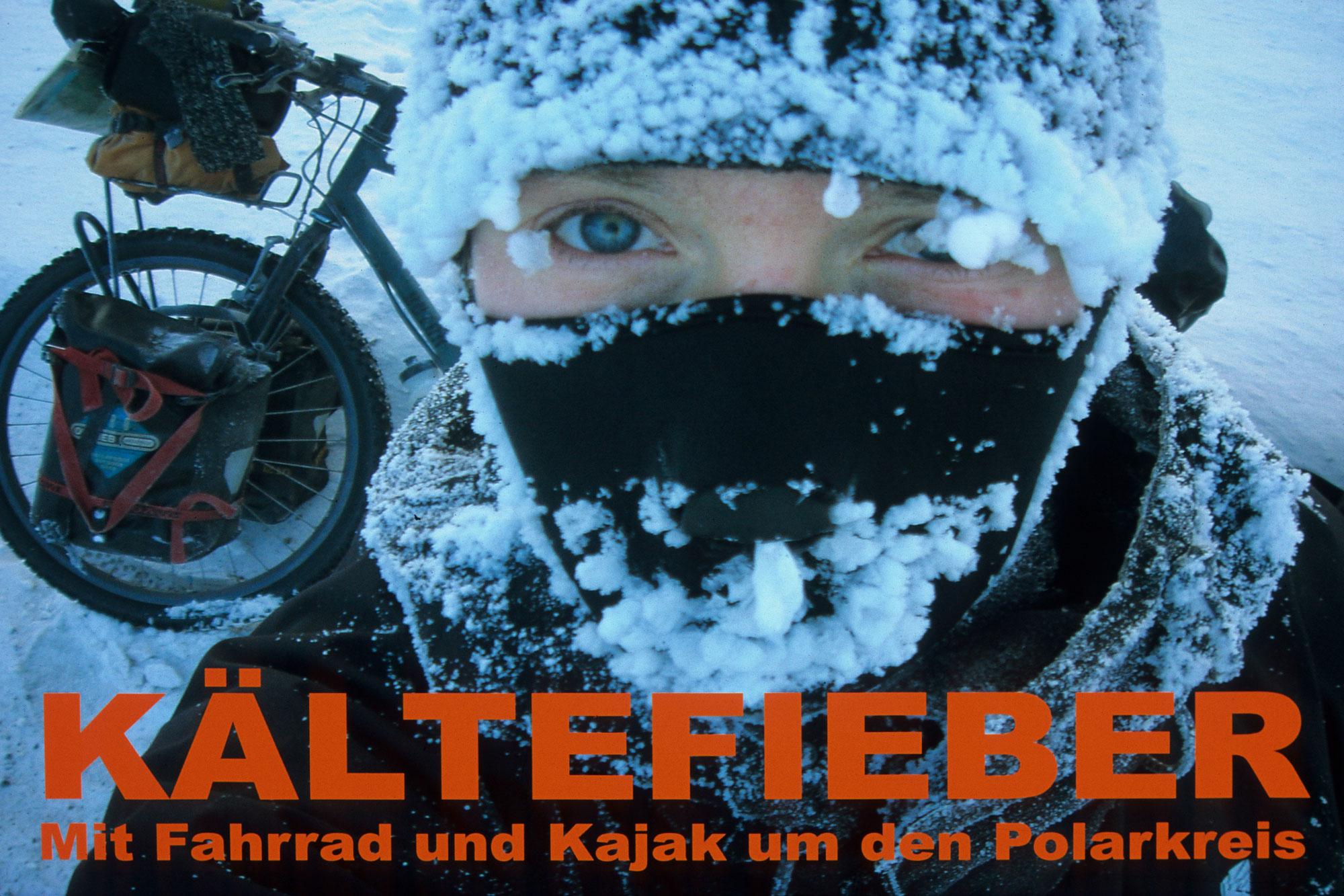 """Online-Vortrag am 25.03.2021: """"Kältefieber –mit Fahrrad und Kajak um den Polarkreis"""""""