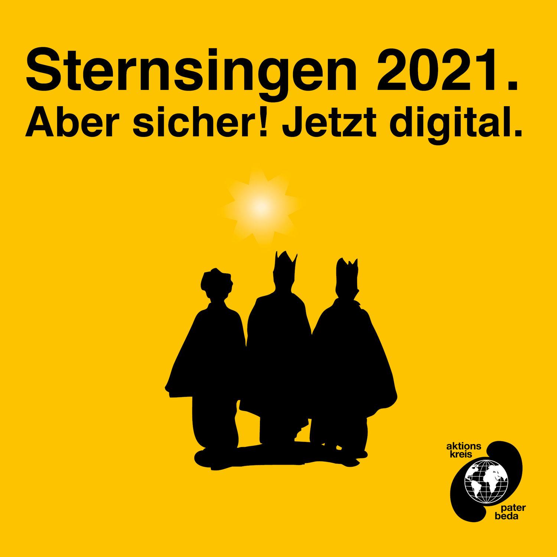 Sternsinger 2021 – Aber sicher!