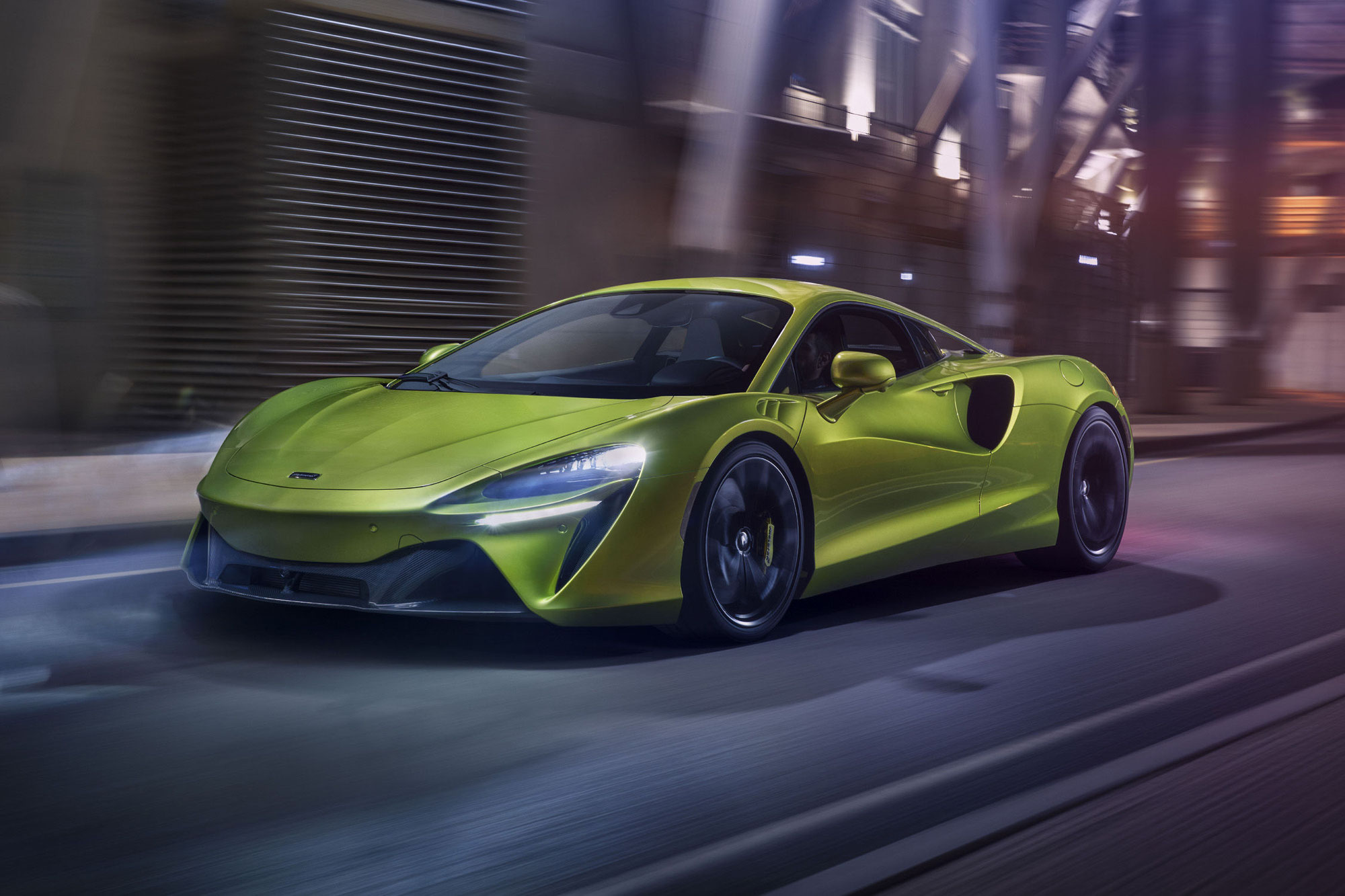 McLaren Artura : 680 ch pour la Supercar hybride de McLaren