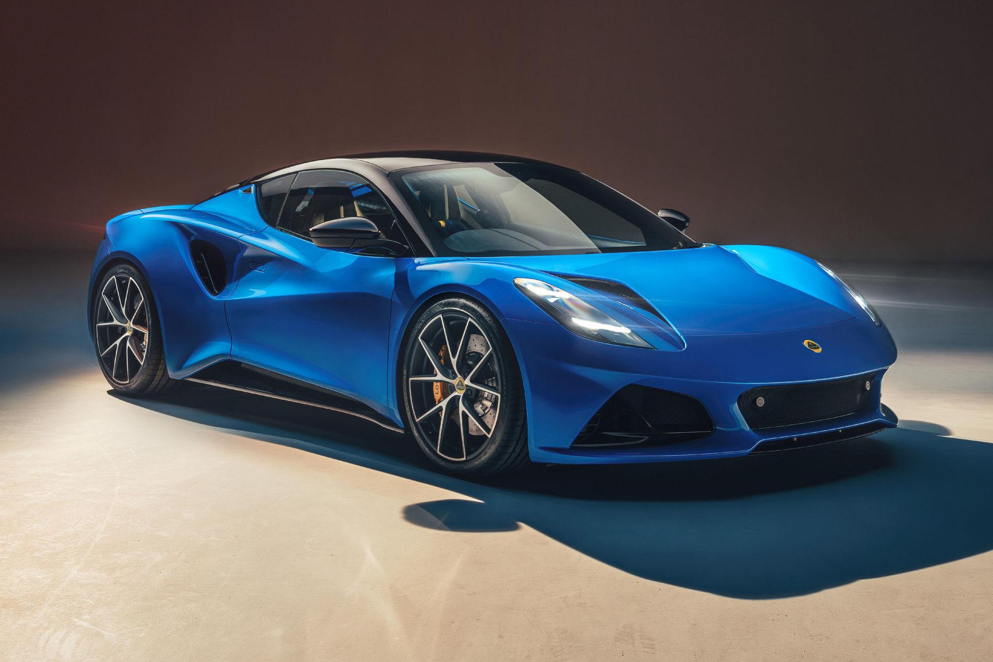 Lotus Emira, la dernière Lotus à moteur thermique est là !