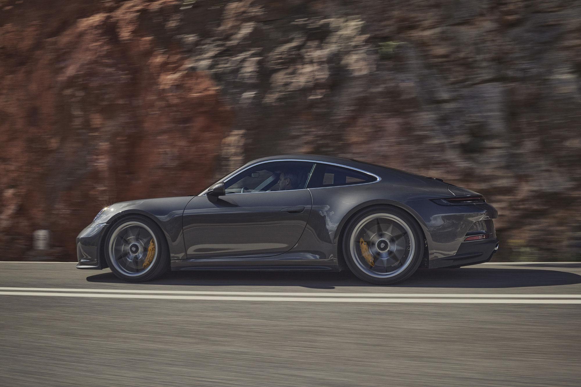La nouvelle Porsche 911 GT3 Touring est là !