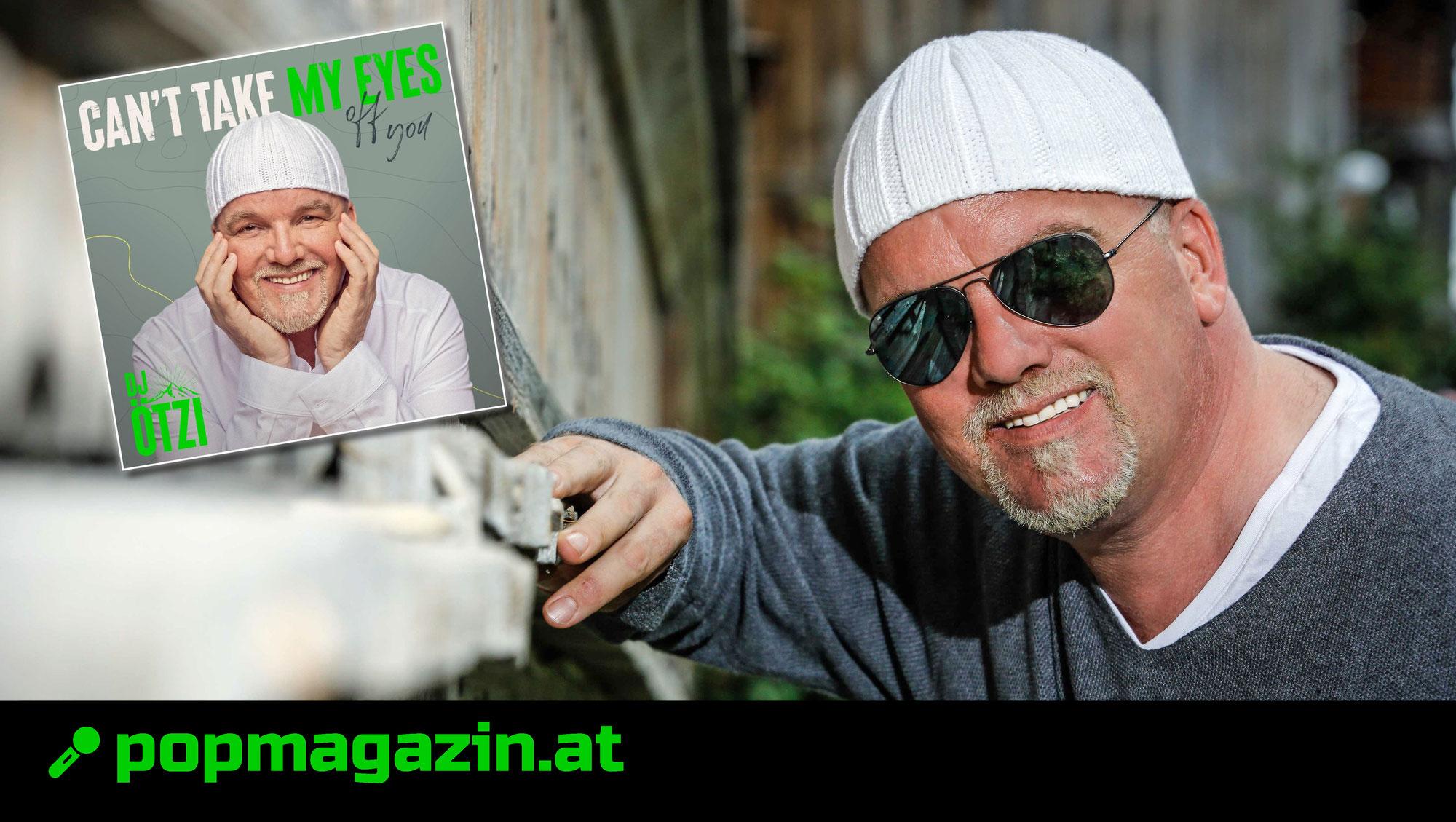 """DJ Ötzi kann die Augen in neuer Single nicht von euch  lassen: """"Can't Take My Eyes Off You"""""""