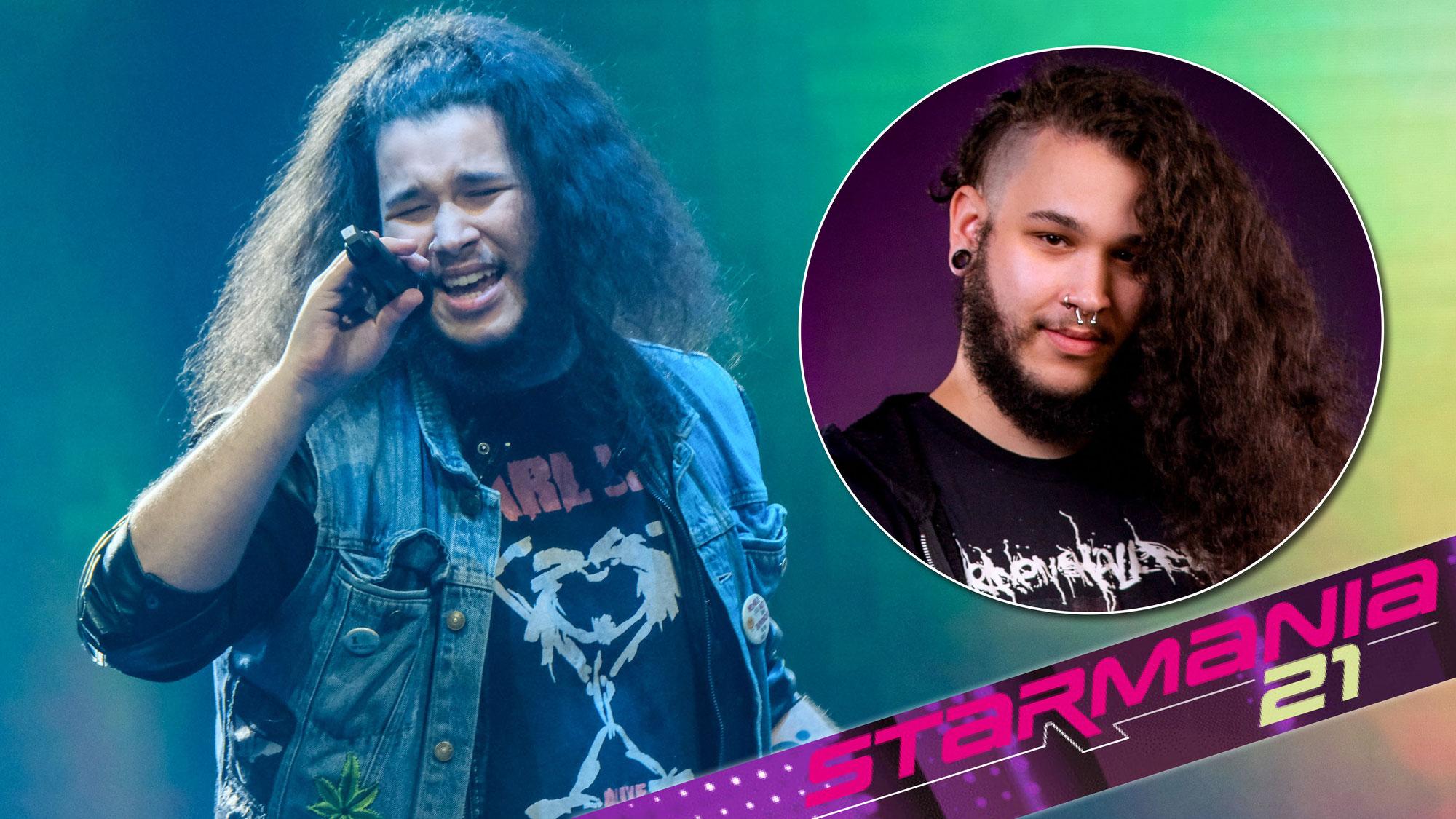 """POPMAGAZIN-Interview mit Starmaniac Felix Larcher: """"Eigentlich wollte ich nur Bassist sein"""""""