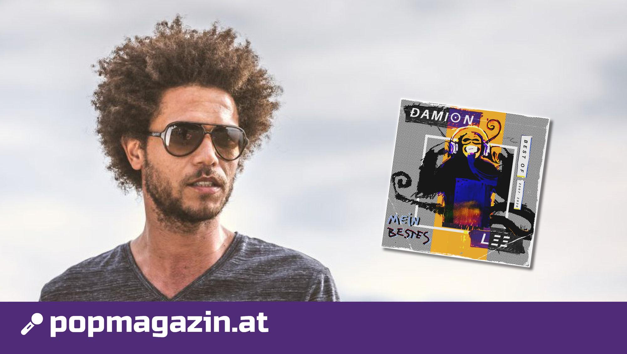 """""""Mein Bestes"""": Damion Lee lädt zum Vinyl-Release-Konzert ins Fluc Wien / 29.07.2021"""