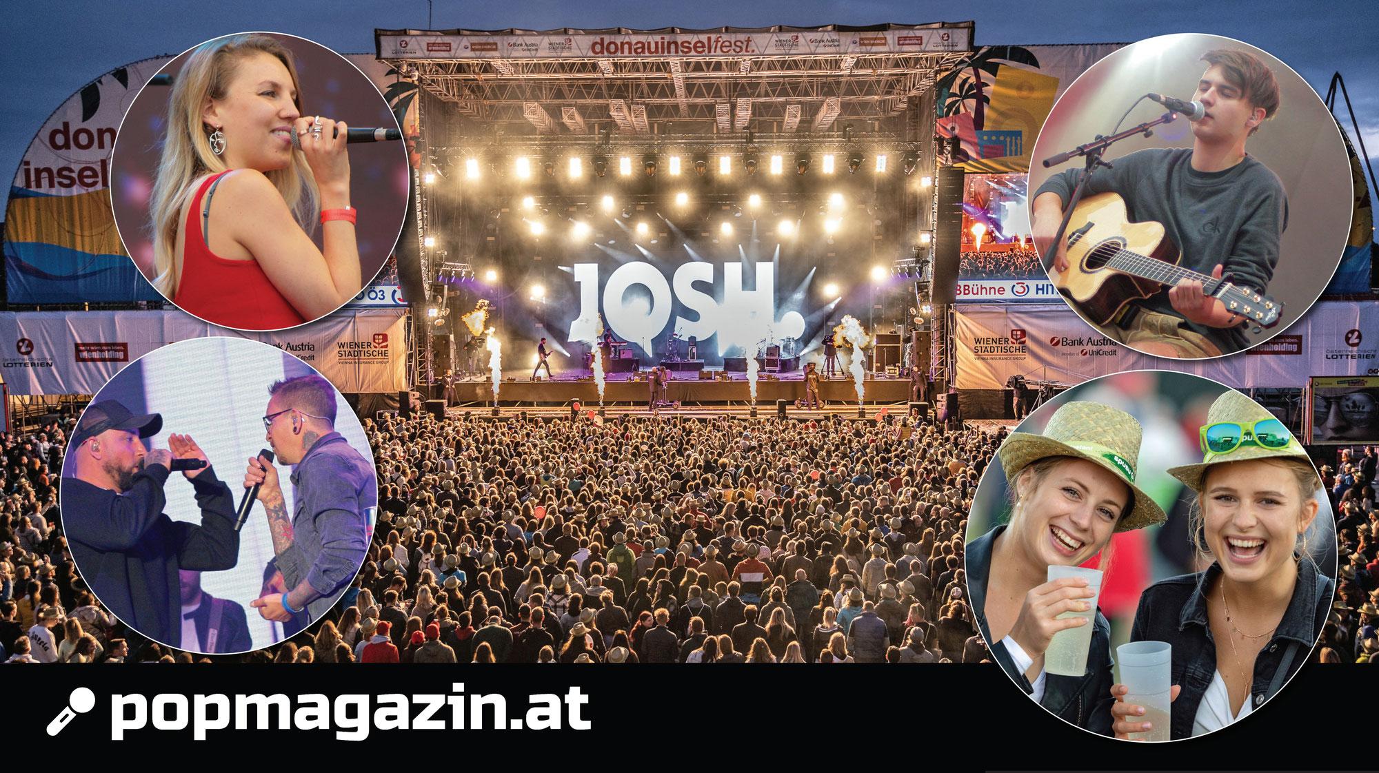 """Gemma Insel!"": So feierten 34.000 Fans das 38. Donauinselfest"