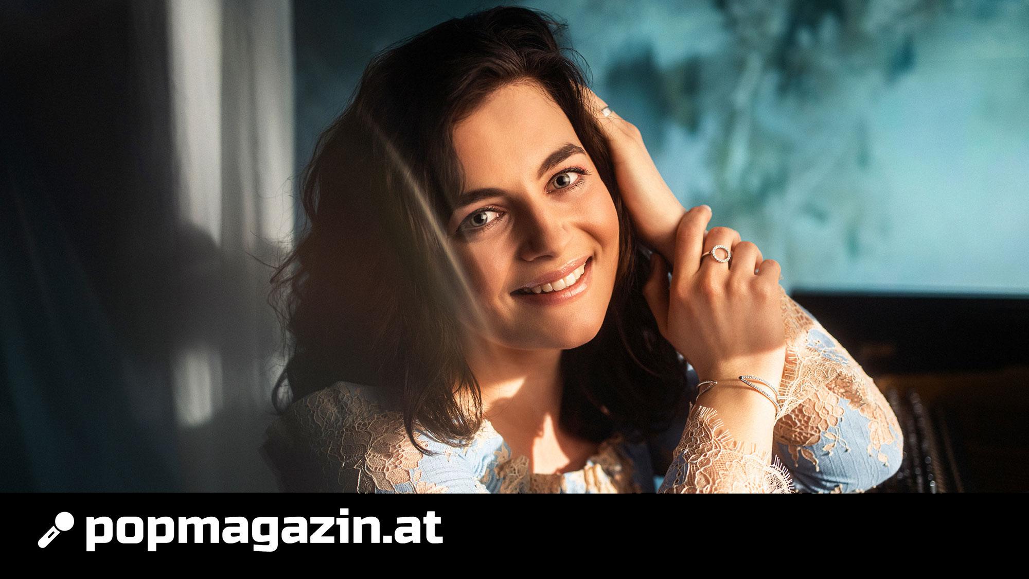 """Ronja Forcher im POPMAGAZIN-Interview: """"Diese Emotion möchte ich dann auch singen"""""""