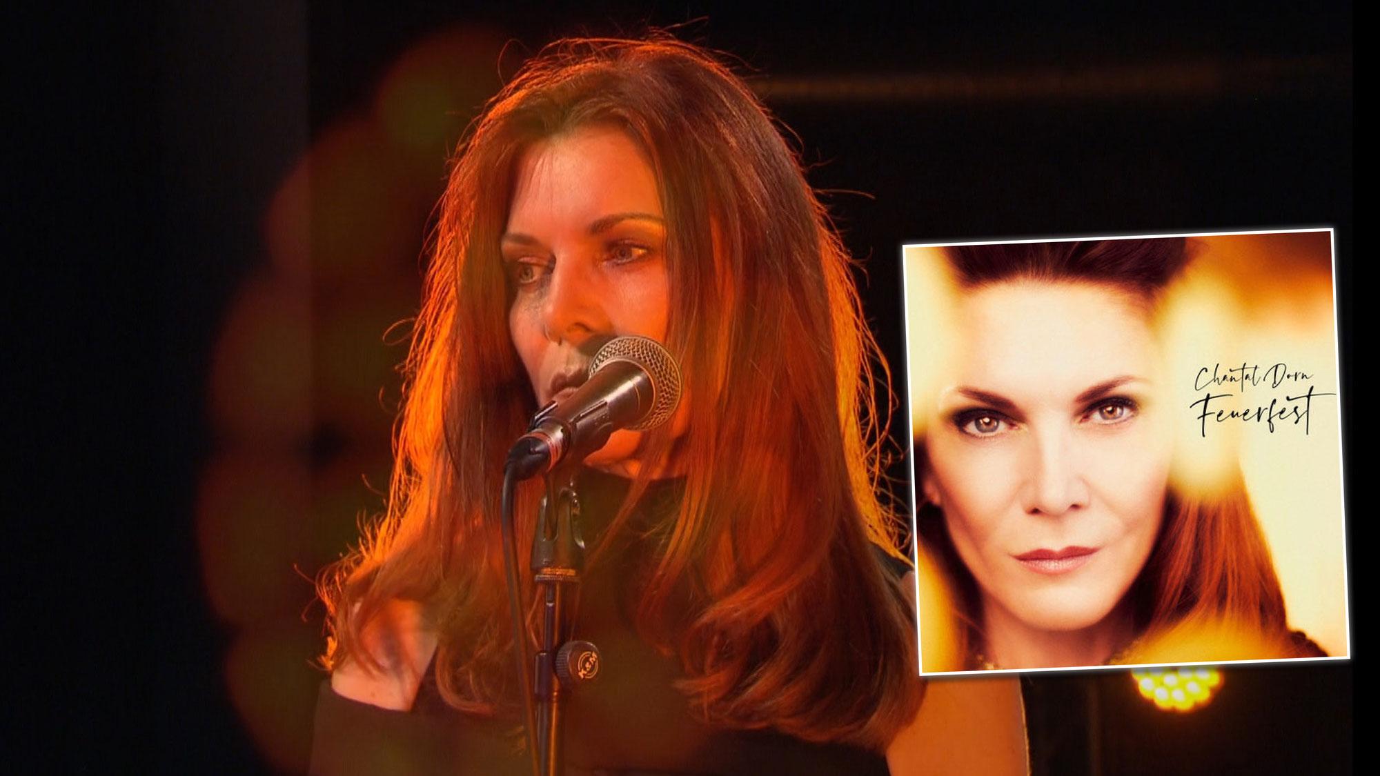 Konzertstream von Chantal Dorn am Freitag, 16.04. auf popmagazin.at