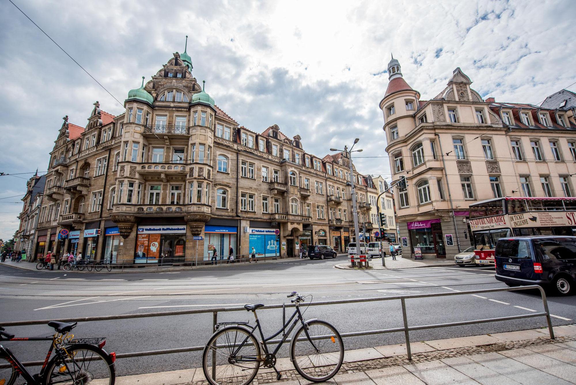 Schillerplatz Dresden