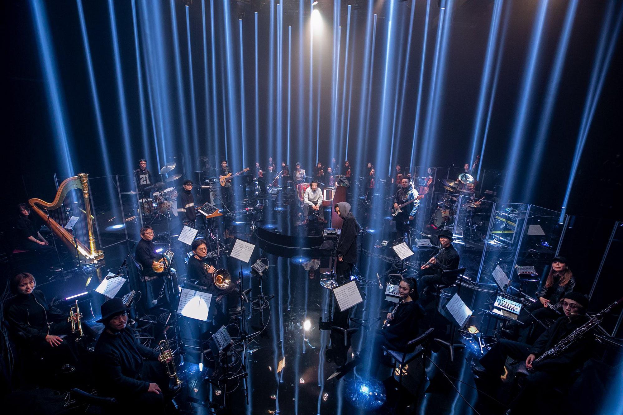 "[Mastering] millennium parade - 2992 (NHK ""2030 未来への分岐点"" テーマソング)"