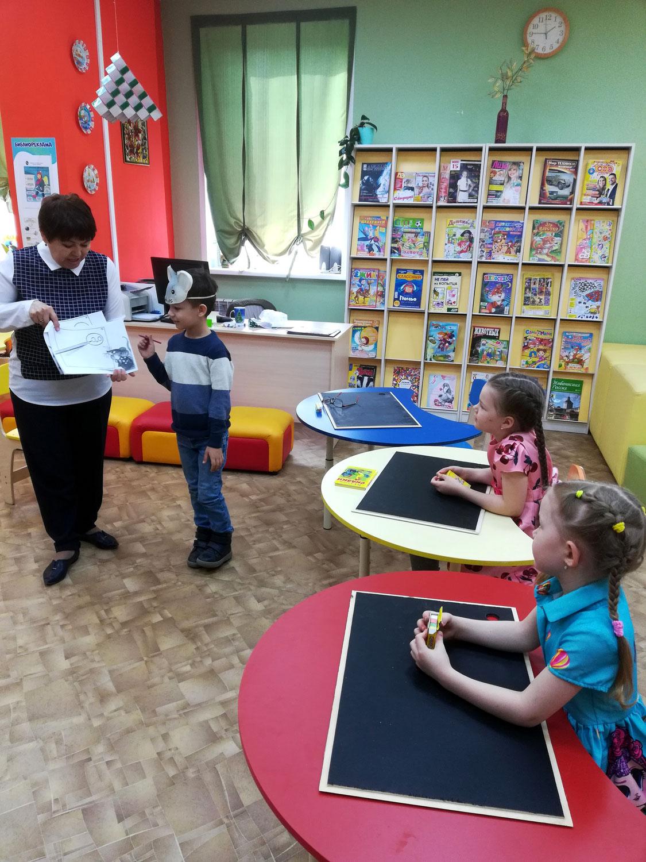 Студия семейного чтения «Читай-Играй»
