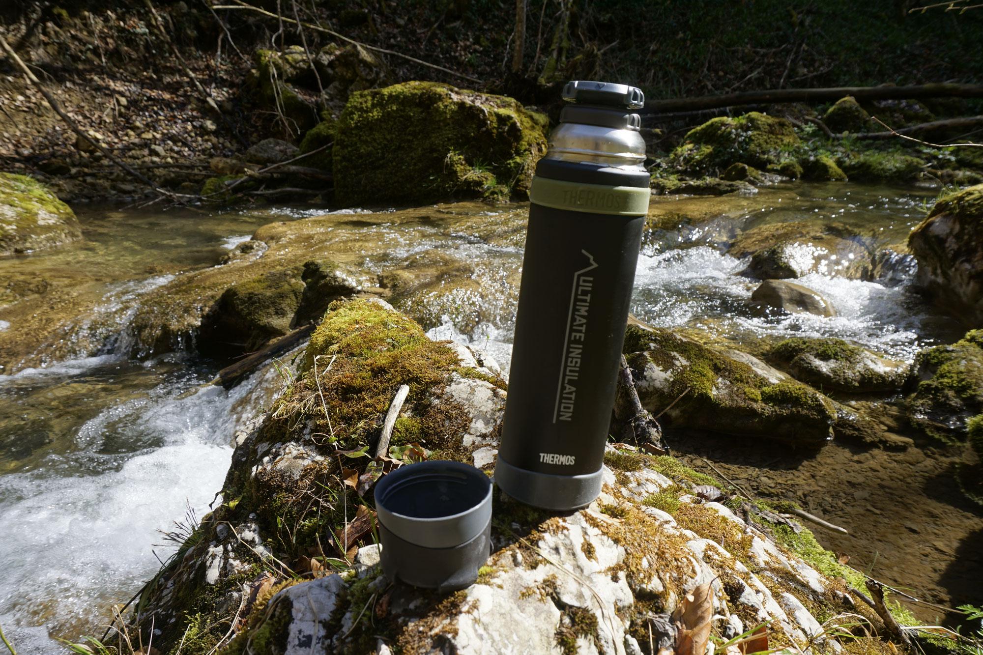 Testbericht - Thermos Mountain Beverage Bottle