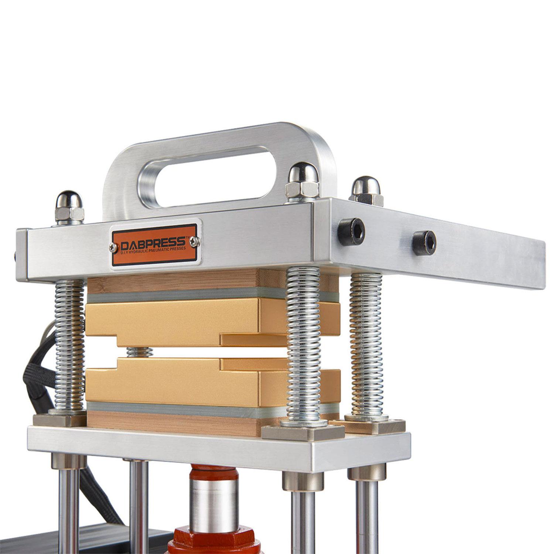 DabPress Rosin Press Machine Review - Rosin Extractor
