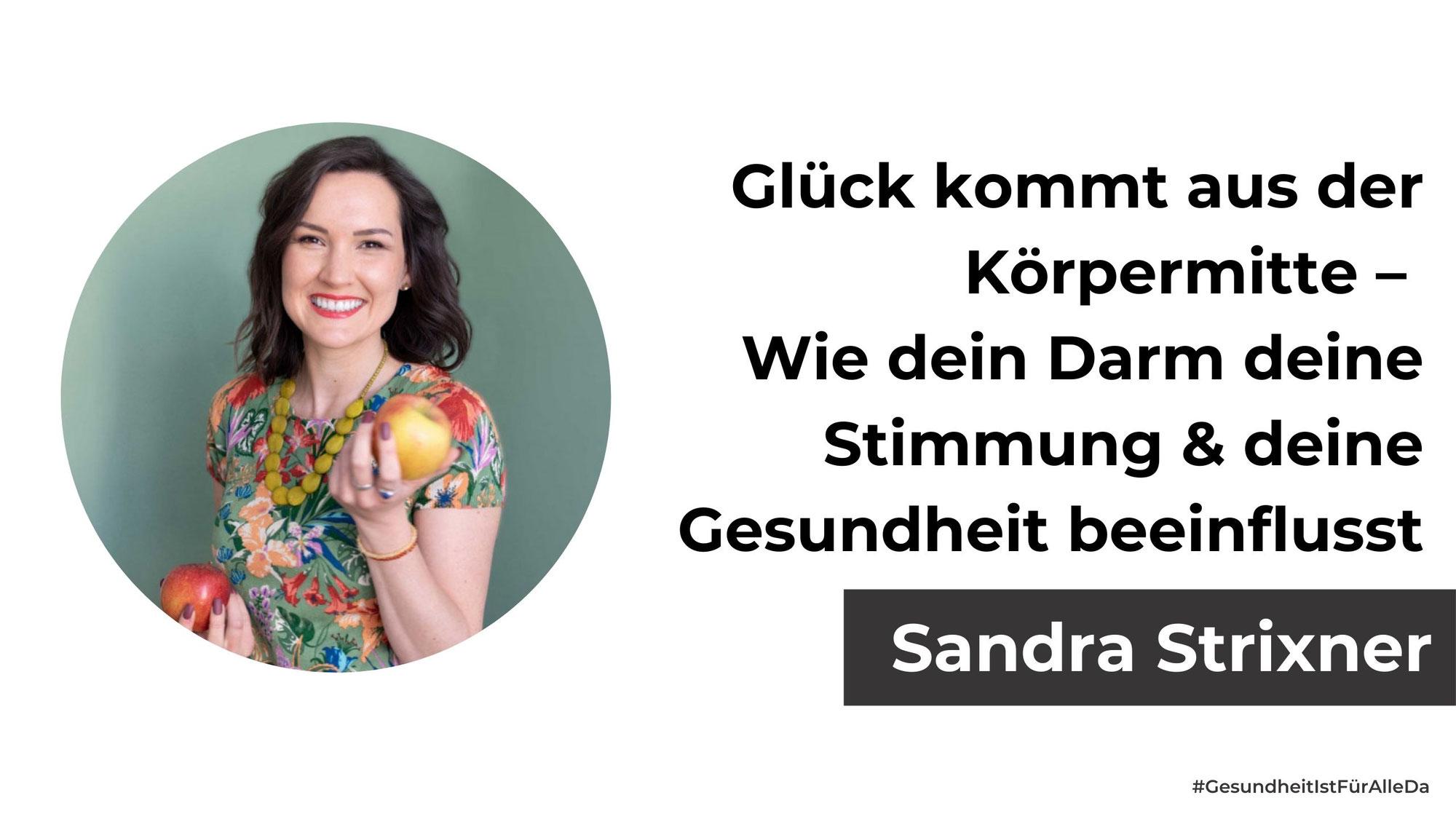 Sandra Strixner