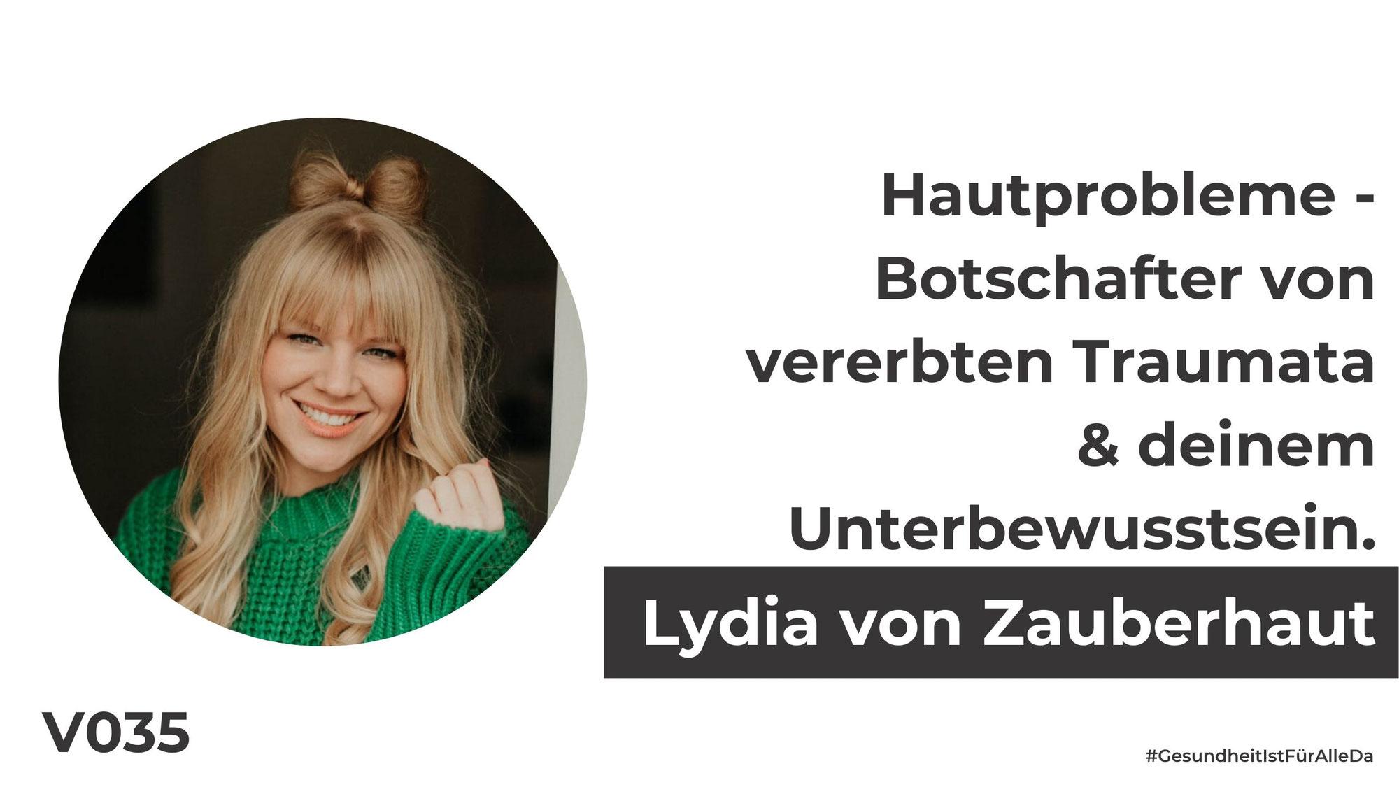 Lydia von Zauberhaut