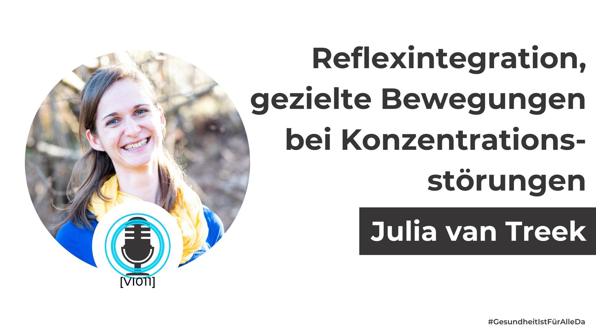 Julia van Treek