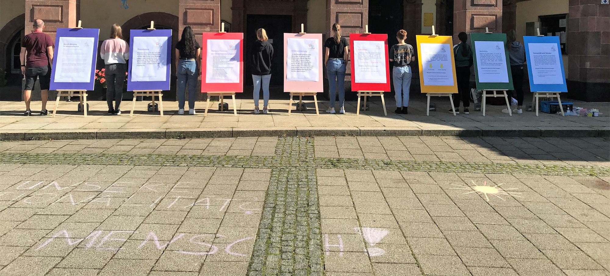 Antidiskriminierungstag des KIJURA Schkeuditz