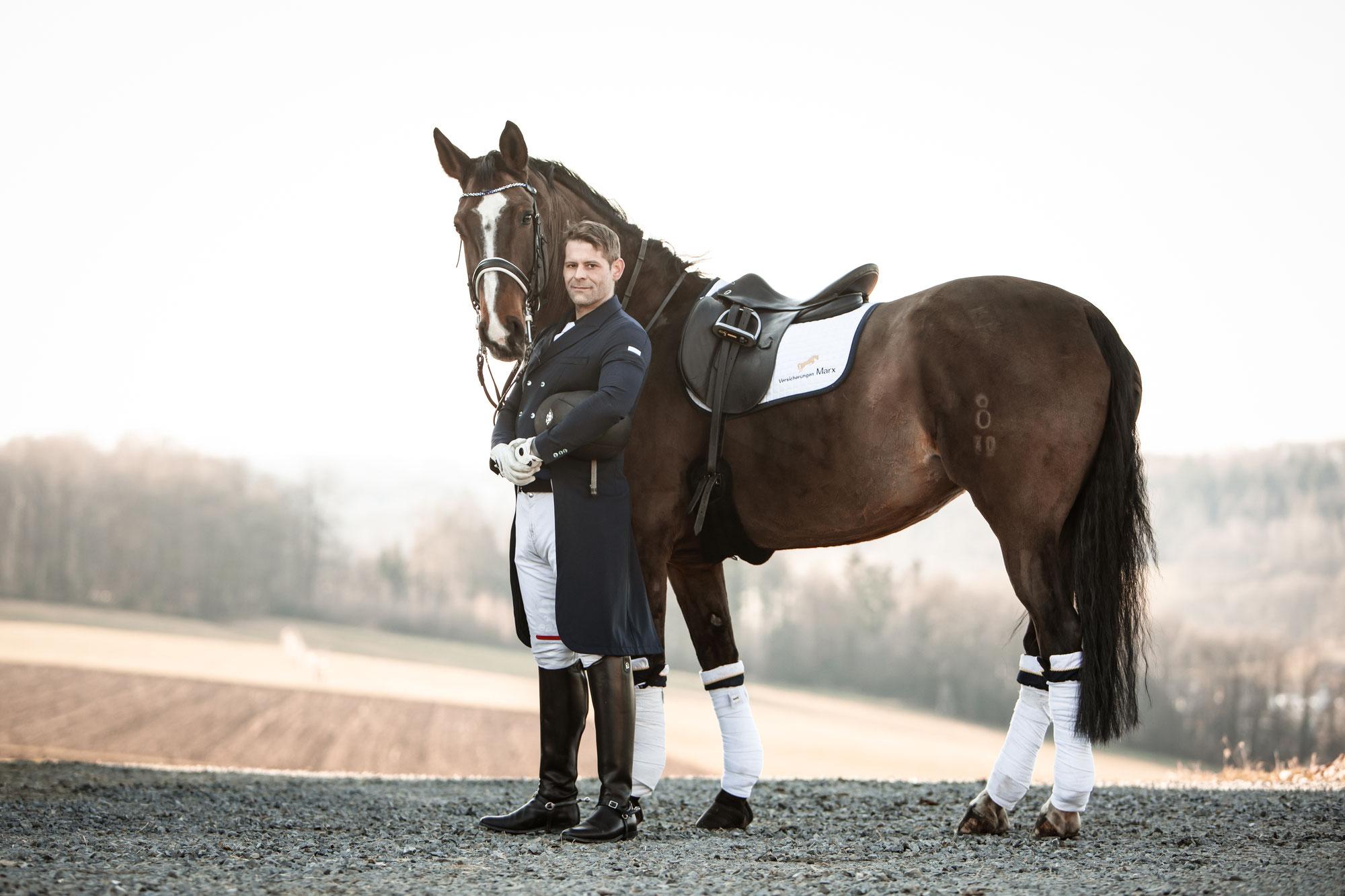 Berufsunfähigkeit für junge Pferdewirte
